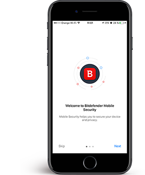Read more -  Bitdefender Mobile Security for iOS