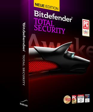 BitDefender Internet Security 2009. Бесплатное тестирование в течение 1 года